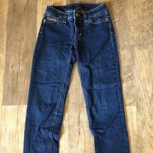 White House Black Market Crop Leg Skinny Jeans 00
